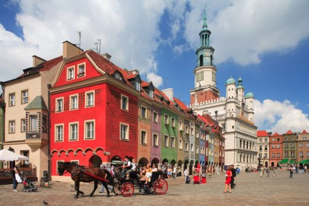 Poznań Old Square Market